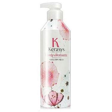 Парфюмированный кондиционер Kerasys Lovely & Romantic Parfumed Shampoo 600ml