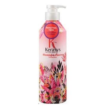 Парфюмированный кондиционер Kerasys Blooming Flowery 600ml