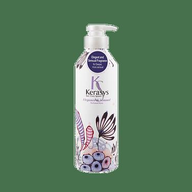 Парфюмированный кондиционер Kerasys Elegance & Sensual Shampoo 600ml