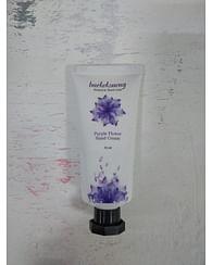 Крем для рук Baekoksaeng Flower hand cream, 35мл. - Purple