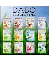 РОЗНИЦА Тканевая маска для лица DABO Eco Life Style
