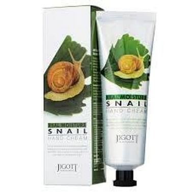 Увлажняющий крем для рук JIGOTT Hand Cream, 100мл. - Улитка