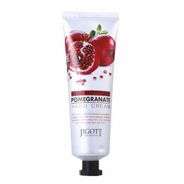 Увлажняющий крем для рук JIGOTT Hand Cream, 100мл. - Гранат