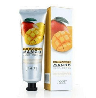 Увлажняющий крем для рук JIGOTT Hand Cream, 100мл. - Манго