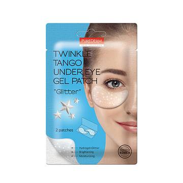 Гидрогелевые патчи для области вокруг глаз PUREDERM TWINKLE TANGO Under Eye Gel Patch, 1 пара