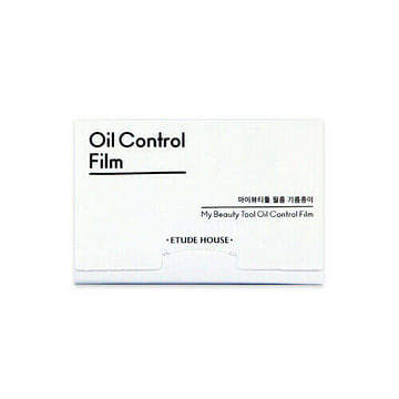 Матирующие салфетки для лица Etude House Oil Control Film, 50шт.