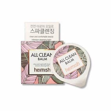 Гидрофильный бальзам для глубокого очищения кожи Heimish All Clean Balm, 5мл.