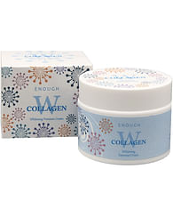 Осветляющий крем с коллагеном Enough W Collagen Whitening Premium Cream, 50мл.