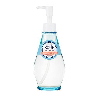 Гидрофильное масло Holika Holika Soda Pore Cleansing BB Deep Cleansing Oil, 150мл.