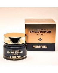 Премиум-крем с золотом и муцином улитки MEDI-PEEL 24K Gold Snail Cream, 50мл.