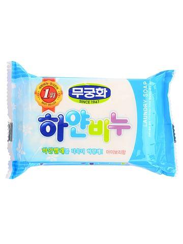 Мыло хозяйственное (белое) Mukunghwa White Soap, 230гр.