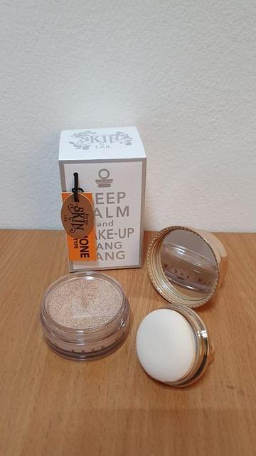 У/Т Матирующий кушон премиум класса For the SKIN by LAB Keep Calm and Make-Up Pang Pang, 15 гр.
