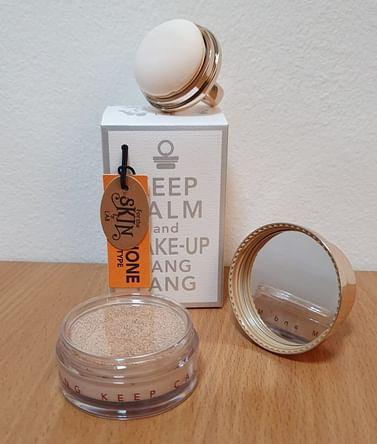 У/Т Увлажняющий кушон премиум класса For the SKIN by LAB Keep Calm and Make-Up Pang Pang, 15гр.
