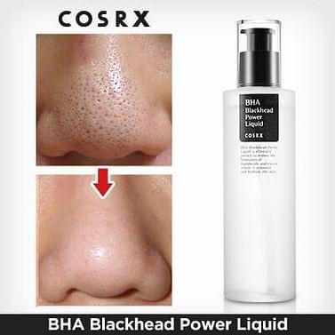 Средство с BHA-кислотой против комедонов COSRX BHA Blackhead Power Liquid, 100мл.