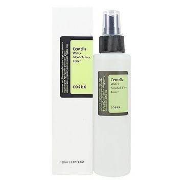 Тонер с экстрактом центеллы для чувствительной кожи COSRX Centella Water Alcohol-Free Toner, 150мл.