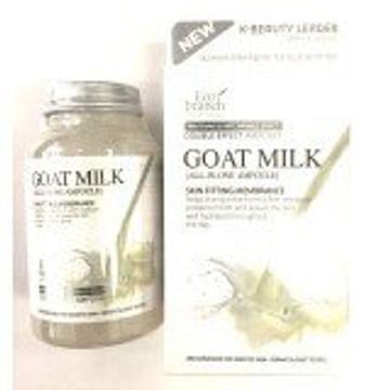 Омолаживающая ампульная сыворотка с экстрактом козьего молока Eco branch All-In-One Ampoule Goat Milk, 250мл.