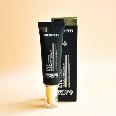 Омолаживающий крем для век с пептидами MEDI-PEEL Peptide Balance9 Eye Hyaluronic Volumy Eye Cream, 40мл.