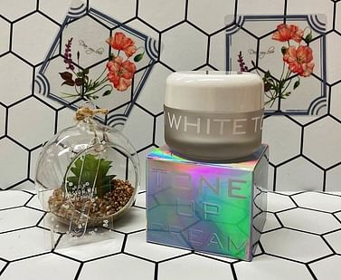 Отбеливающий крем для лица Eco branch White Tone Up Cream, 50мл.