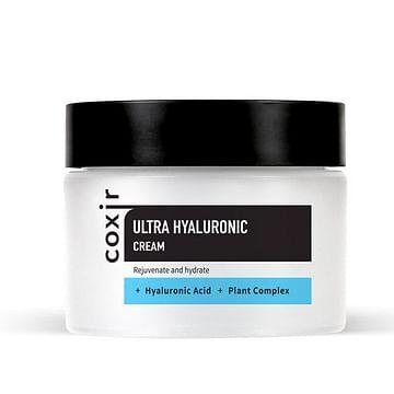 Крем для лица с гиалуроновой кислотой coxir Ultra Hyaluronic Cream, 50мл.