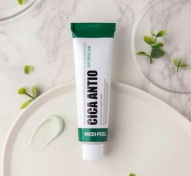 Восстанавливающий крем для проблемной кожи MEDI-PEEL Cica Antio Cream, 30мл.