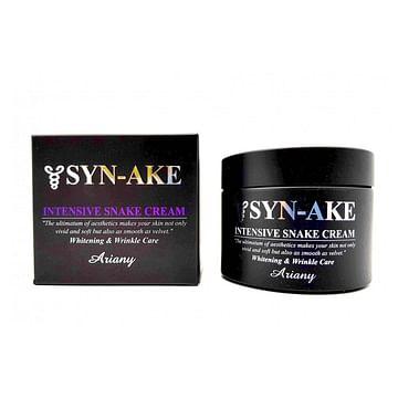 Крем с эффектом ботокса Ariany SYN-AKE INTENSIVE SNAKE CREAM, 100гр.