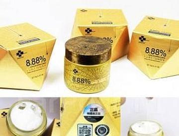 Инновационный крем-паутинка для подтяжки лица XAIVITA GOLD SPIDER EXTRA ANTI WRINKLE CREAM