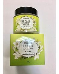 Антивозрастной и восстонавливающий крем с экстрактом волюфилина Deoproce Repair Solution Cream Volufiline Contained, 100гр