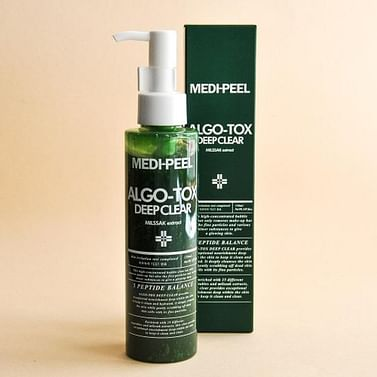 Гель для глубокого очищения кожи с эффектом детокса MEDI-PEEL Algo-Tox Deep Clear, 150мл.