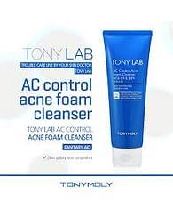 Пенка для умывания для проблемной кожи TONYMOLY Tony Lab AС Control Acne Foam, 150мл.