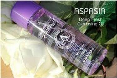 Гидрофильное масло ASPASIA Deep Fresh Cleansing Oil, 100мл.