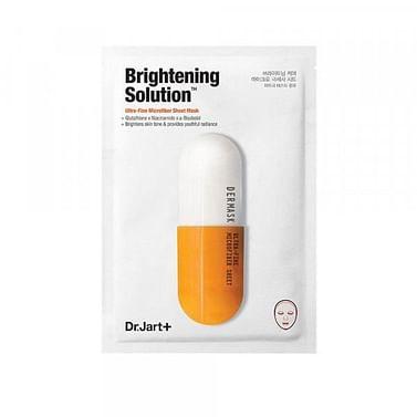 Осветляющая маска с глутатионом Dr. Jart+ Brightening Solution, 30гр.