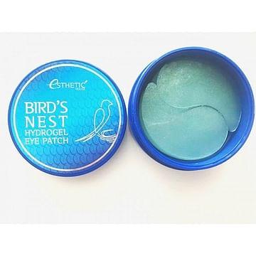 Гидрогелевые патчи для глаз с экстрактом ласточкиного гнезда Esthetic House Bird's Nest Hydrogel Eye Patch, 60 шт.