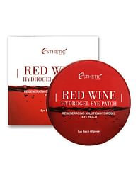 Гидрогелевые патчи для глаз с экстрактом красного вина Esthetic House Red Wine Hydrogel Eye Patch, 60 шт.