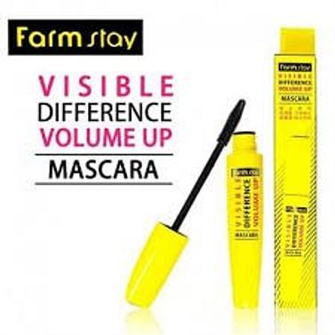 Тушь для объёма ресниц Farm Stay Visible Difference Volume Up Mascara, 12гр.
