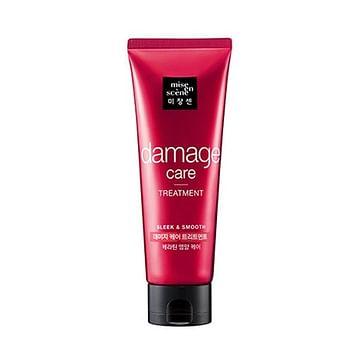 Маска для волос (комплексный уход) Mise en Scene Damage Care Treatment, 180 мл.
