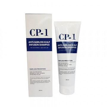 Шампунь против выпадения волос Esthetic House CP-1 Anti-Hair Loss Scalp Infusion Shampoo, 250 мл.