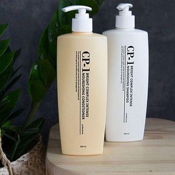 Протеиновый шампунь Esthetic House CP-1 Bright Complex Intense Nourishing Shampoo, 500мл.