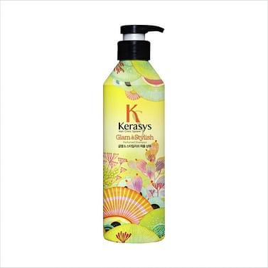 Парфюмированный Шампунь / Кондиционер Гламур и Стиль Kerasys Glam & stylish perfumed shampoo 600ml