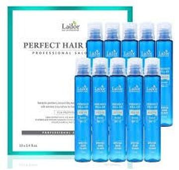 Филлеры для восставновления структуры волос La'dor Perfect Hair Fill-Up, 13мл.