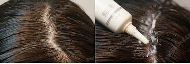 Маска - пилинг для кожи головы La'dor Scalp Scaling Spa Ampoule, 15мл.