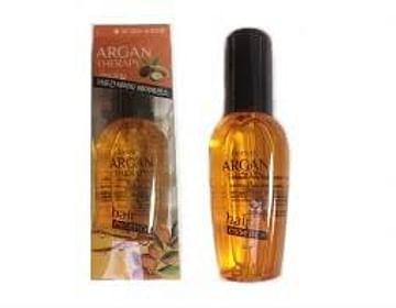 Оздоравливающая эссенция для волос с аргановым маслом Deoproce Argan Therapy Hair Essence, 80мл.