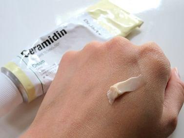 Питательный и восстанавливающий крем для рук с керамидами Dr. Jart+ Ceramidin Hand Cream, 50мл.