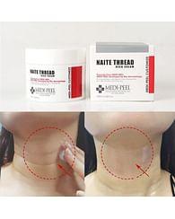 Подтягивающий крем для шеи с пептидным комплексом MEDI-PEEL Naite Thread Neck Cream, 100мл.