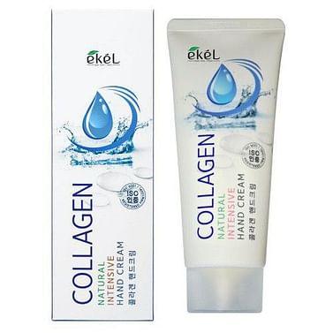 Крем для рук Ekel Natural Intensive Hand Cream, 100мл.