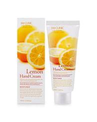 Крем для рук 3W CLINIC Hand Cream, 100мл. - Лимон