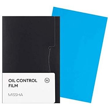 Матирующие салфетки Missha Oil Control Film, 50шт.