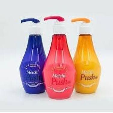Зубная паста с дозатором HANIL Meichi Push, 300мл.