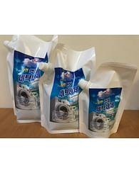 Концентрированный жидкий стиральный порошок KORCOS Liquid Laundry Detergent, 350мл.