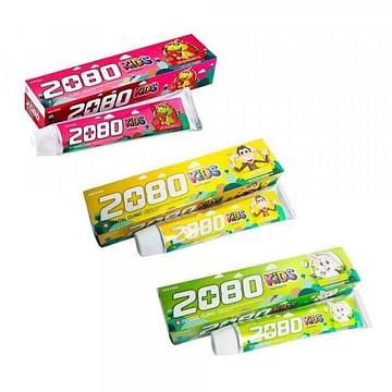 Детская зубная паста 2080 AEKYUNG Dental Clinic Kids Toothepaste, 80гр.
