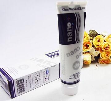 Зубная паста с ионами серебра и протеином Clean World Ace protein siver dentale, 180 гр.
